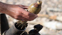ISIS targets a village south of Baqubah with mortar shells