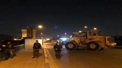 بعد 17 شهراً.. إعادة فتح جسر الجمهورية وسط بغداد