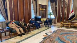رئيس هيئة الأركان السعودي يصل إلى بغداد في زيارة غير معلنة