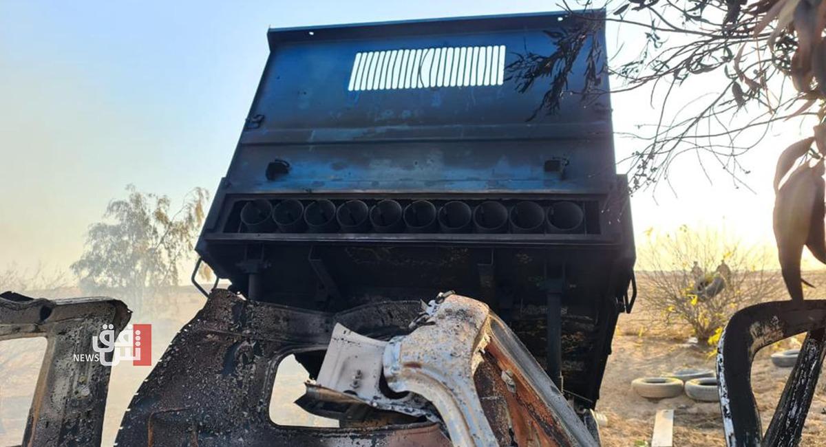مصدر عسكري يحدد مسار انطلاق العجلة التي قصفت قاعدة عين الأسد