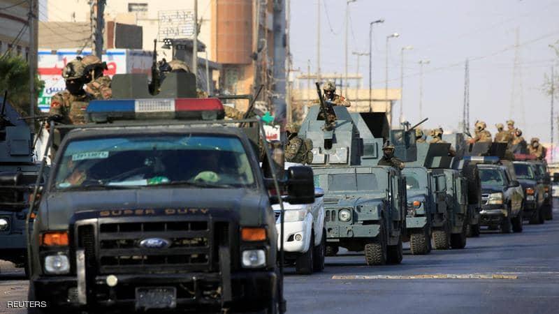 قادمة من الموصل.. قوة من مغاوير الجيش تصل ذي قار