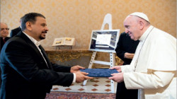 "Al-Amiri coalition flies solo and describes the Pope's visit as ""historic"""