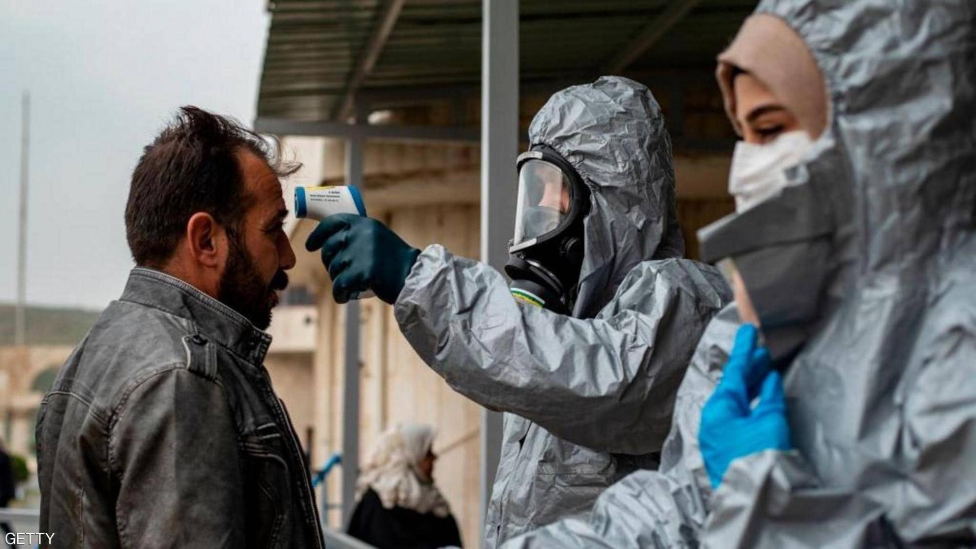 5 وفيات و241 إصابة جديدة بكورونا في مناطق الإدارة الذاتية