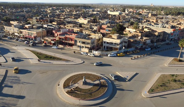 A policeman wounded in an armed attack in Diyala