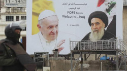 Pope Francis arrives in Najaf to meet top Shiite leader Al-Sistani