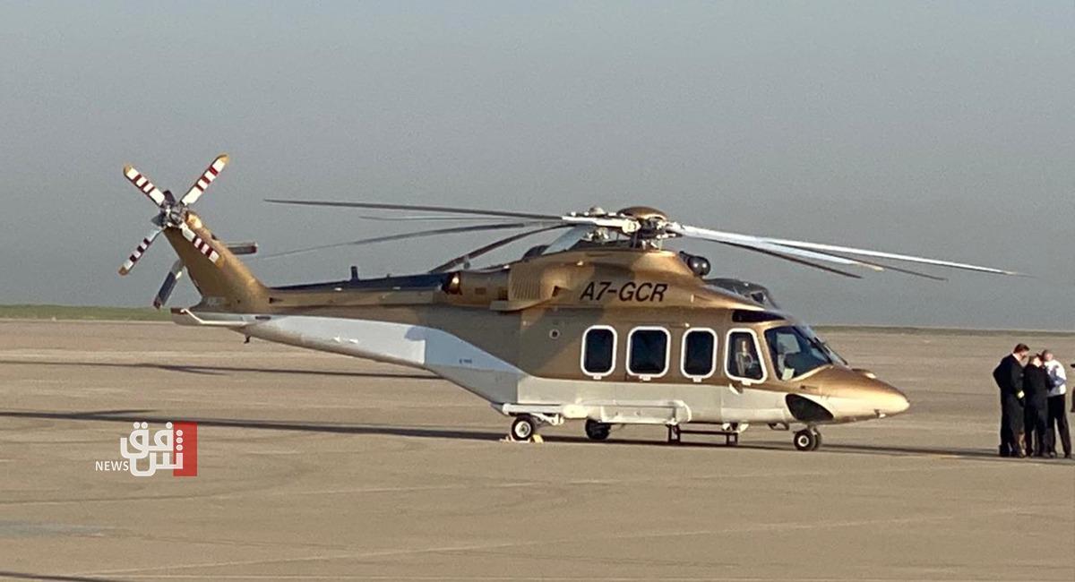 البابا يتوجه الى مدينة الموصل