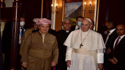 بارزاني يرحب بزيارة البابا والأخير مخاطبا إياه خلال لقائه: كوردستان أصبحت بيتا للمسيحيين (تحديث)