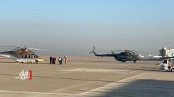 """البابا يصل إلى مدينة الموصل ويدخل """"حوش البيعة"""""""