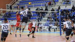 السليمانية تحتضن جولة مثيرة في كرة الطائرة
