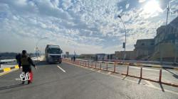 نينوى.. افتتاح تجريبي لثالث جسر في الموصل بعد 4 سنوات من انتهاء معارك التحرير