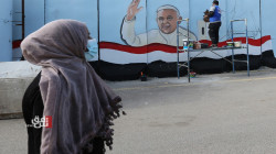 """Pope Francis congratulates the """"courageous"""" Iraqi women on the International Women's Day"""
