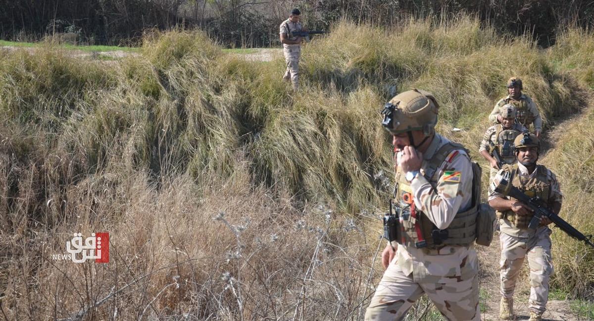 قوة عراقية تضع اليد على أحد مصادر هجمات تنظيم داعش