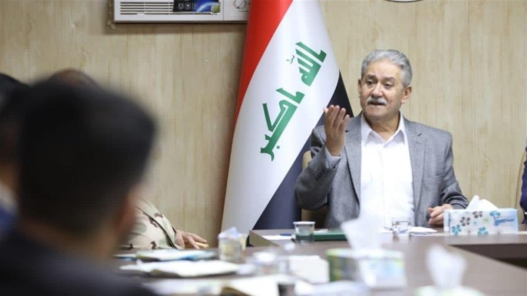 الاسدي يعفي مسؤولاً محلياً من منصبه