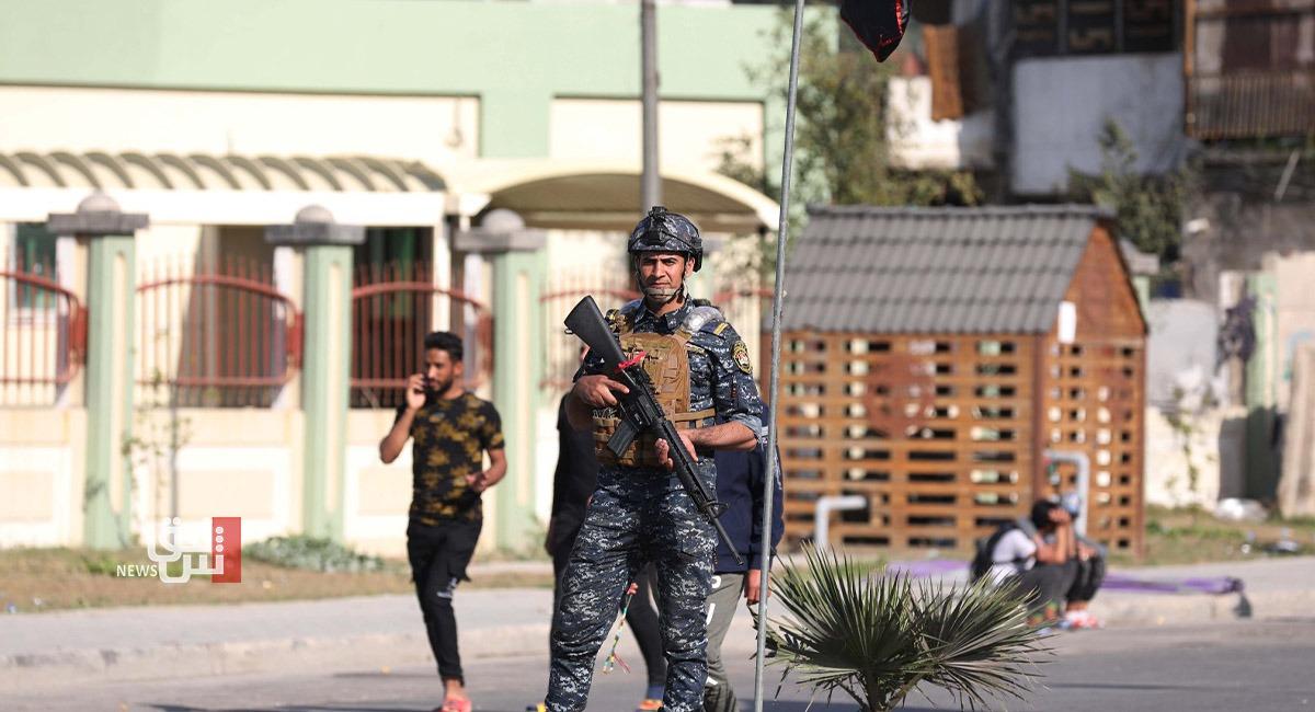 حصيلة رسمية لانفجار بغداد