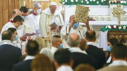 """توضيح رسمي حول سرقة كرسي """"القداس"""" في الناصرية"""