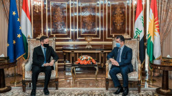 وزير الدولة الهنغاري يشكر اقليم كوردستان على إنجاح زيارة البابا
