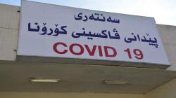 أربع حالات وفاة وأكثر من 400 إصابة جديدة بكورونا في إقليم كوردستان