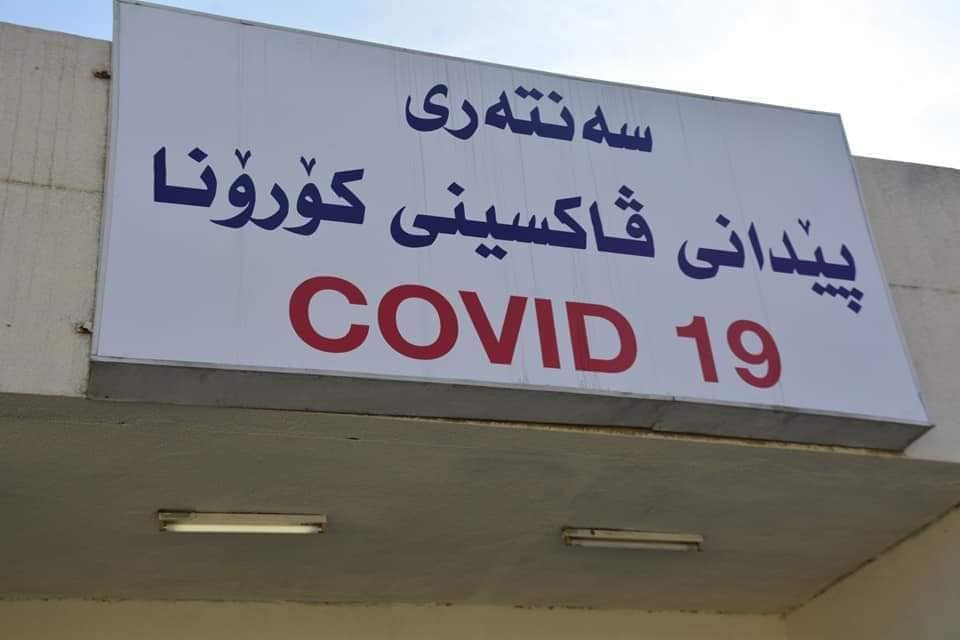 COVID-19: 325 new cases and one fatality in Kurdistan today