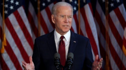 Biden promotes rights in first Iran sanctions