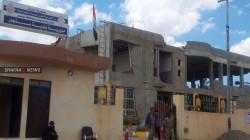 The Iraqi army tries to shut down the Asayish-PKK headquarters in Sinjar