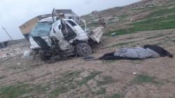 الموصل.. مصرع مدني بحادث سير