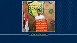 الاردني احمد الصغير يعد بالإسهام مع زملائه بإبقاء الحدود في الدوري الممتاز