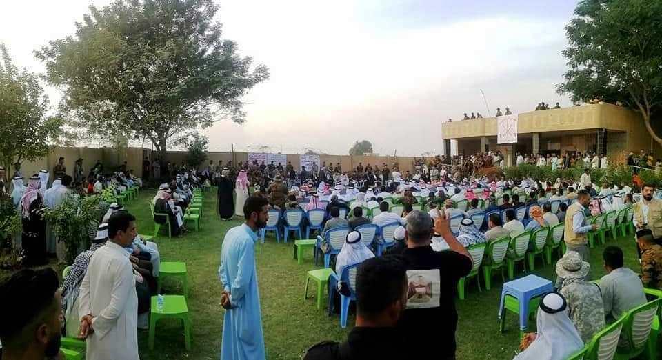 صلاح الدين تحسم أكثر من 90% من نزاعات العودة إلى معاقل العنف