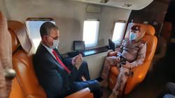 """وزير الداخلية وقائد عسكري كبير يصلان لتكريت لمتابعة الحادث """"الأليم"""""""