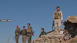 البيشمركة تلاحق داعش بعمليات واسعة بين ديالى وإقليم كوردستان