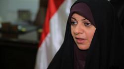 برلمانية عراقية تعلن إصابتها بفيروس كورونا