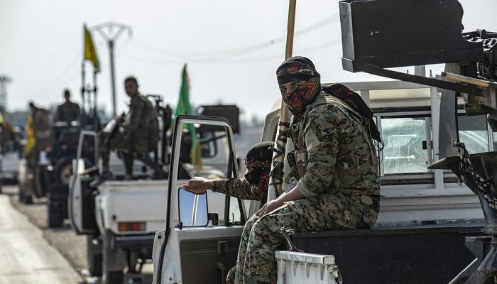 داعش يهاجم قوات سوريا الديمقراطية