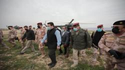 وفد أمني عراقي رفيع إلى سنجار في اعقاب توتر تركي- حشدي