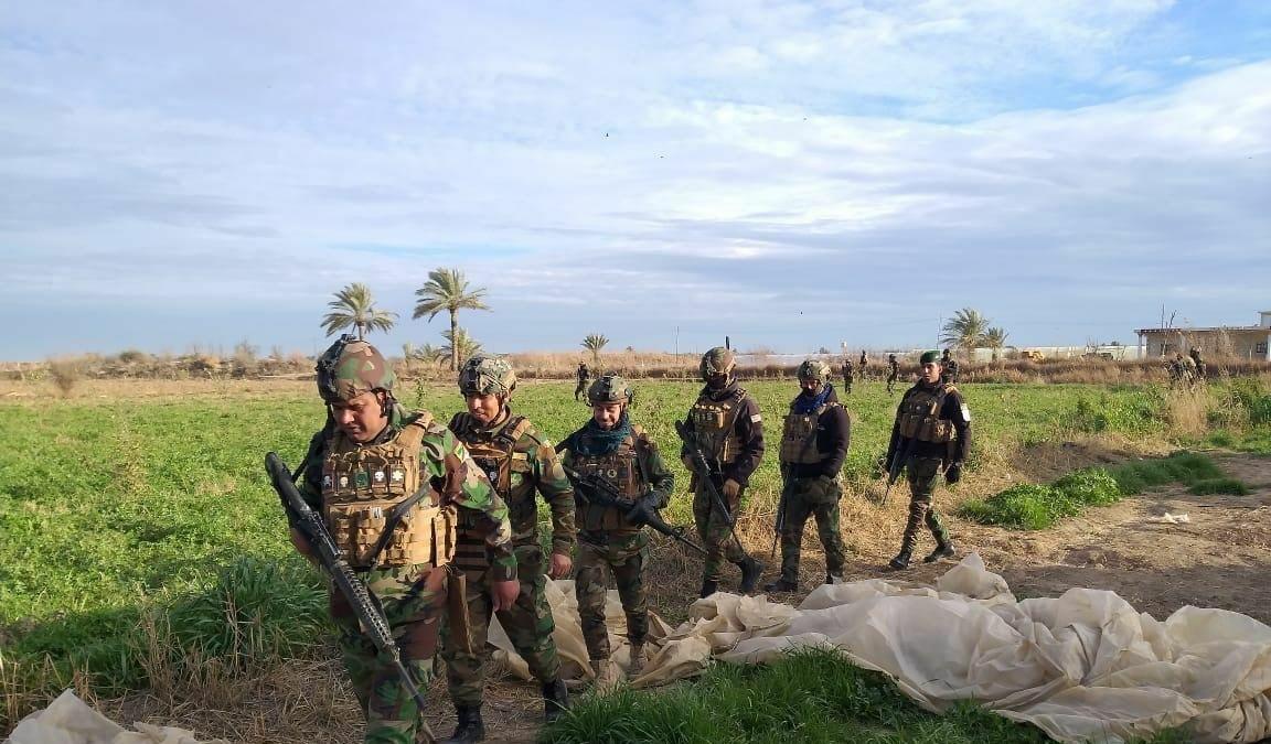 نجاة قائد عسكري عراقي وسقوط ضحية وإصابة اثنين بانفجار في صلاح الدين