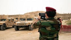 وێنە.. عراق ماشین و ئەسپاوەیلیگ سەربازی لە هاوپەیمان ناودەوڵەتی وەرگرێد