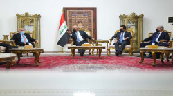 Iraq's Salih met the Kurdish delegation in Baghdad