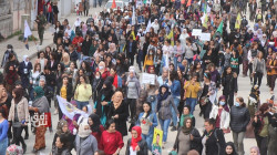 بذكرى احتلال عفرين.. المظاهرات تعم المدن الكوردية في شمال شرقي سوريا