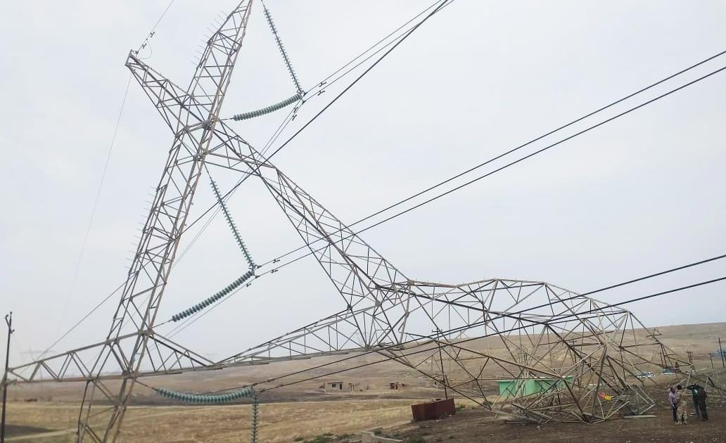 عودة التيار الكهربائي الى ثلاث وحدات ادارية في ديالى