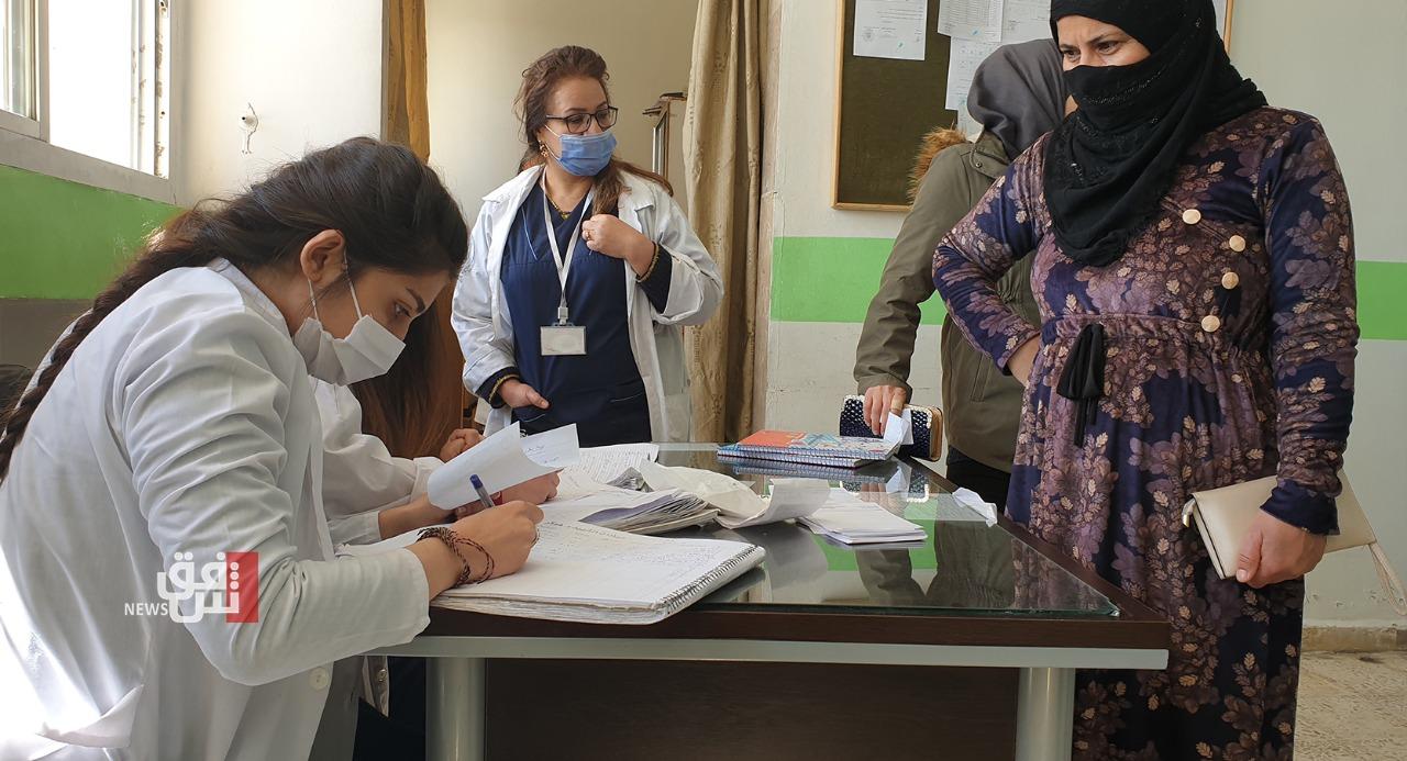 حظر تجوال في الأفق مع ارتفاع حالات الاصابة بكورونا في شمال وشرق سوريا