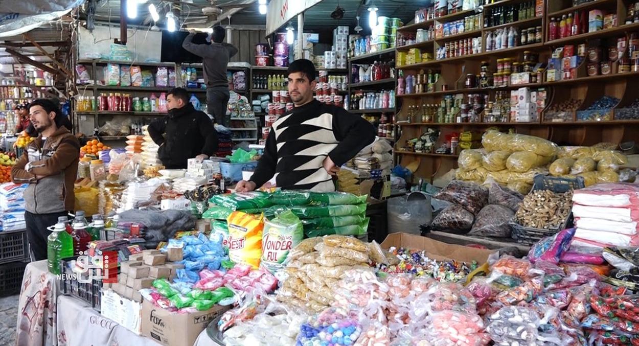 لجنة الاقتصاد النيابية تنتقد ضعف المراقبة الحكومية لارتفاع اسعار المواد الغذائية