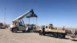 التحالف الدولي يزود القوات الأمنية العراقية بمعدات جديدة (صور)