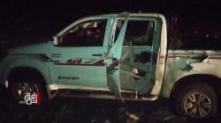 Two civilians injured in a Turkish rocket attack on Erbil