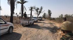 الجيش يدمر عدة اهداف لداعش شمالي ديالى