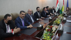 Kurdistan delegations arrives in Baghdad for last-minute talks ahead of the Budget voting session