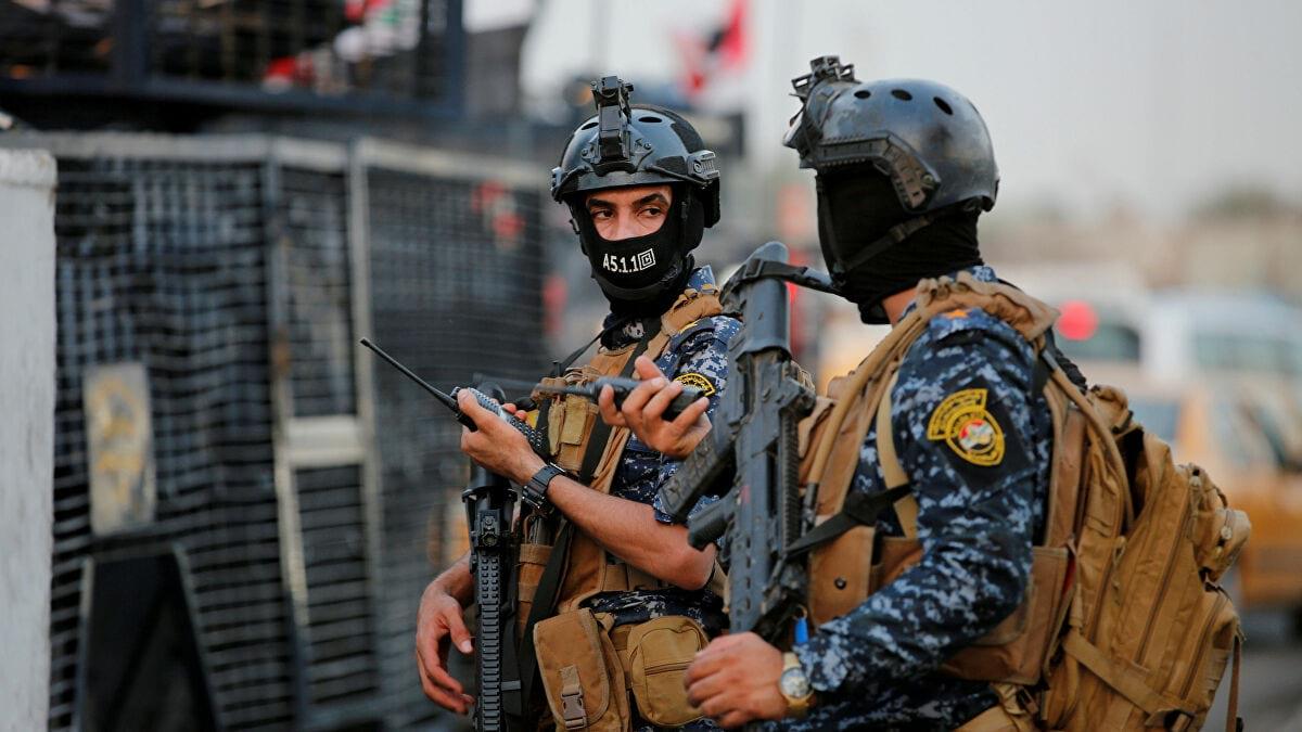 """الشرطة الاتحادية تنفي قيام قوة تابعة لها بـ""""سرقة"""" مطعم وسط بغداد"""