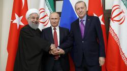 توجس اسرائيلي من حلف متنامي بين تركيا وروسيا وايران