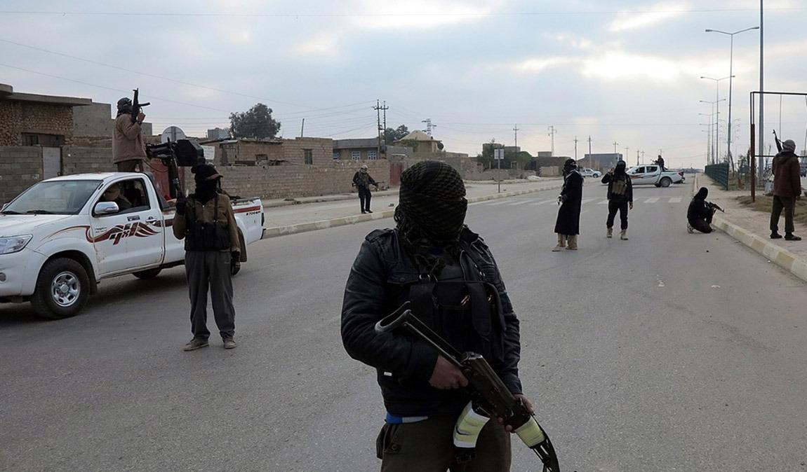 داعش يختطف ثلاثة مزارعين في صلاح الدين