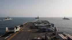 واشنطن تقود مناورات بحرية رباعية بالقرب من ايران