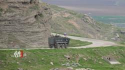 شمال شرقي سوريا.. دورية روسية على حدود الادارة الذاتية وتركيا