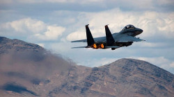 The Global Coalition aircraft target ISIS sites in Nineveh