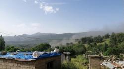 صواريخ سقطت قرب منازل.. تركيا تجدد قصفها لمناطق بإقليم كوردستان